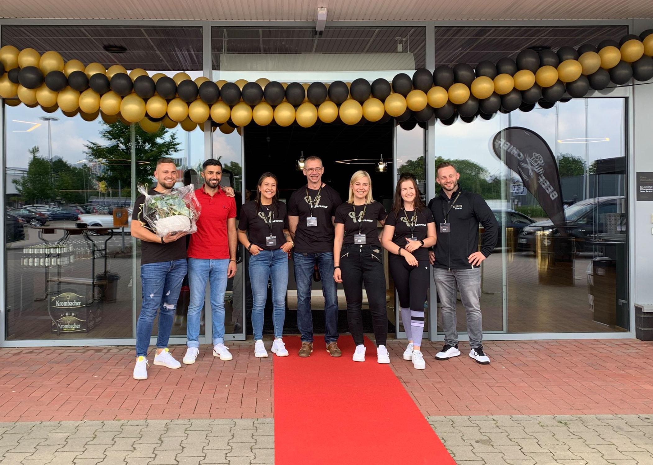 Image for Aue-Center in Fürstenau: Neueröffnung von Viva Fitness