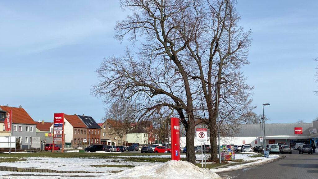 Fachmarktzentrum in Krostitz, Sachsen (Quellenhinweis – Foto: GRR Group)