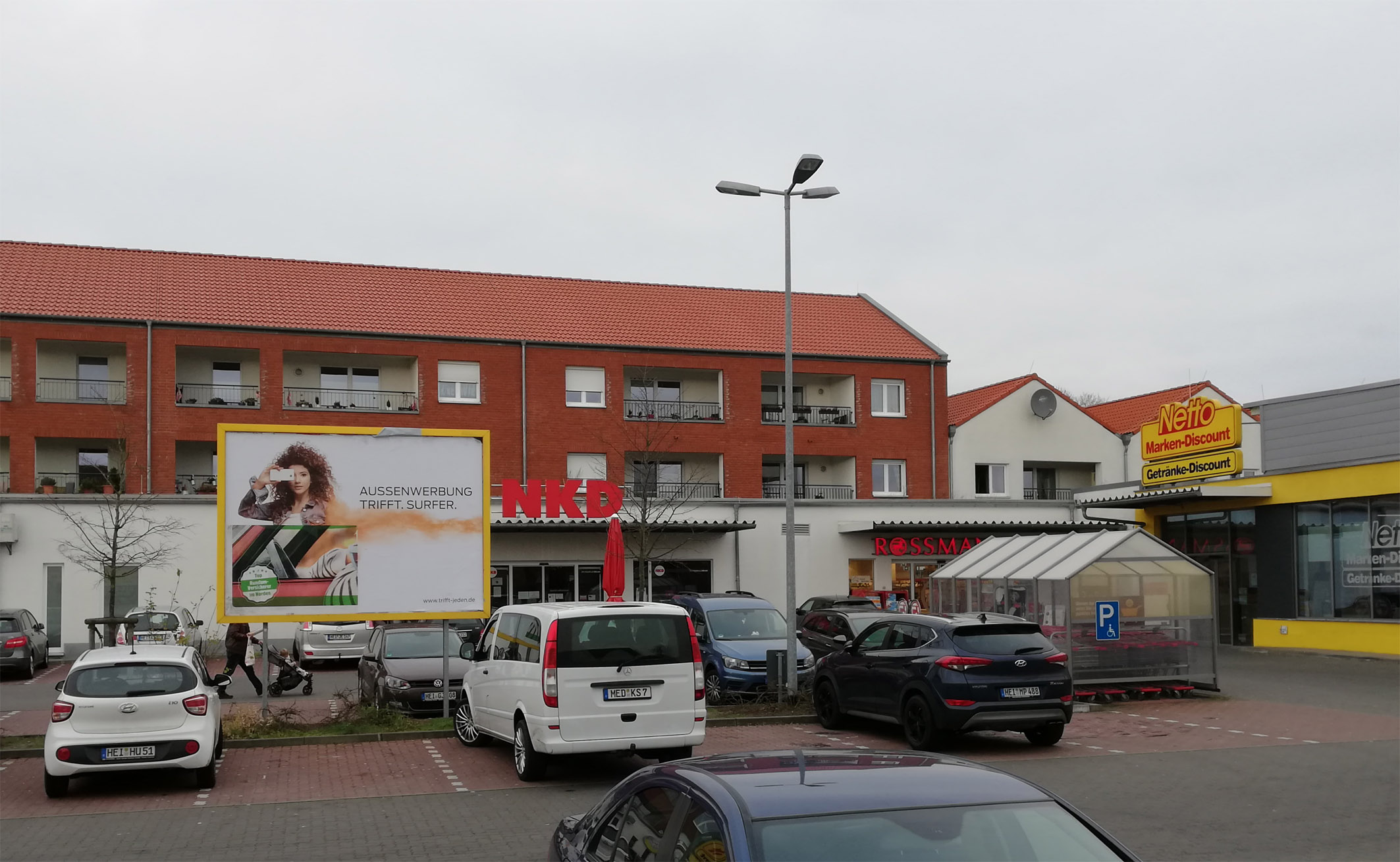 Image for GRR Group erwirbt Fachmarktzentrum mit Wohneinheiten in Marne/Schleswig-Holstein für den GRR German Retail Fund No.3